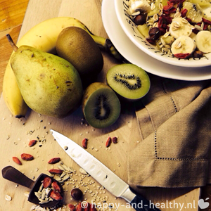 Superfoods Happy Fruit Salade: Even Aan De Weerstand Werken!