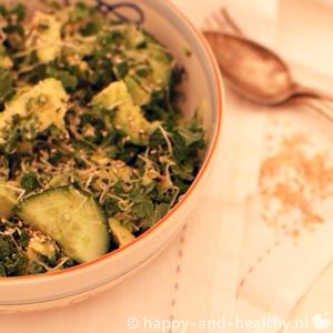 Boerenkool Salade Hmmm