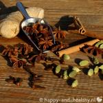 Chai thee, heerlijk kruidig en verwarmend!