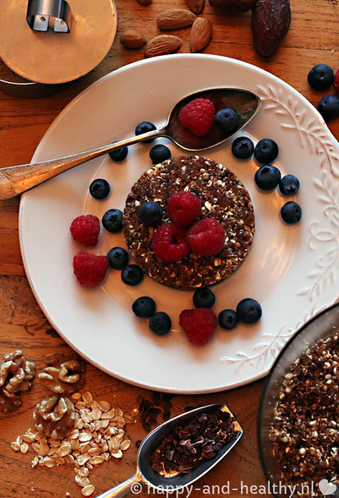 Granola time! Tijd voor een happy en super easy ontbijt gebakje!