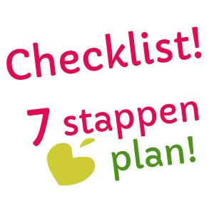 Checklist 7 Stappenplan