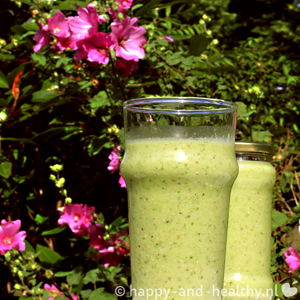 Green Smoothie Happy And Healthy Summer Edition