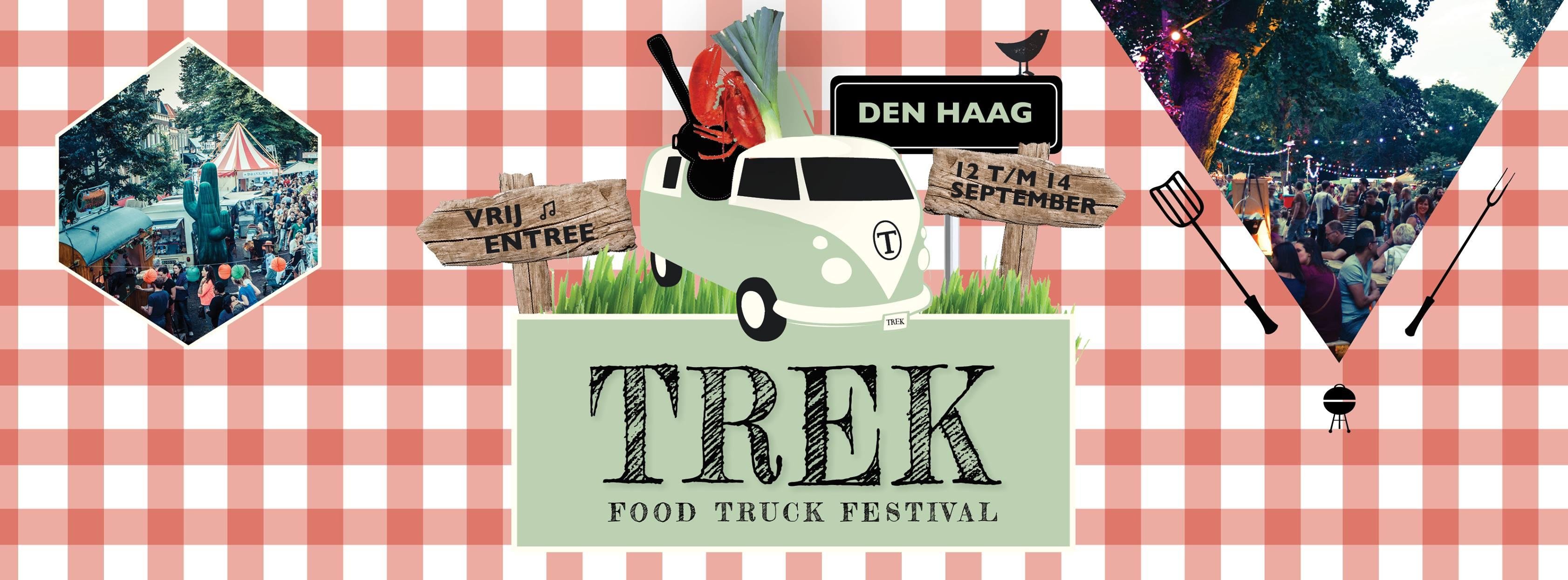 TREK food truck festival