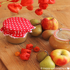 Appelcompote Vierkant 300