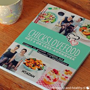 Chicks Love Food! Kookboek, Boekreview