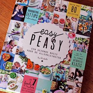 Easy Peasy – Kookboek Voor Kids Review