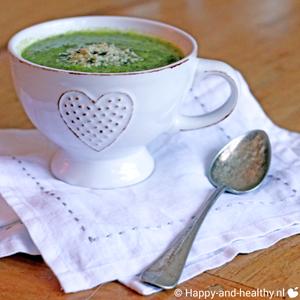Broccolisoep Vol Natuurlijke Smaakversterkers!