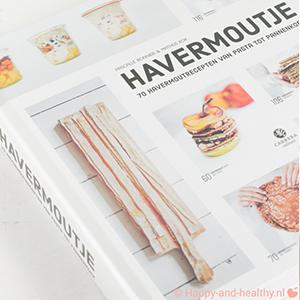 Boekreview Havermoutje Kookboek