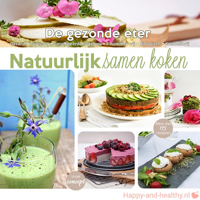 Cover kookboek Natuurlijk samen komen