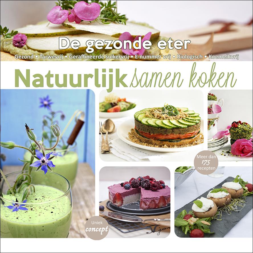 Kookboek Natuurlijk Samen Koken Cover