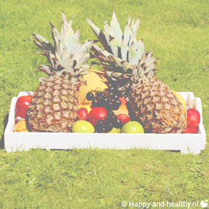 Powerfood Party: Amazing Ananas