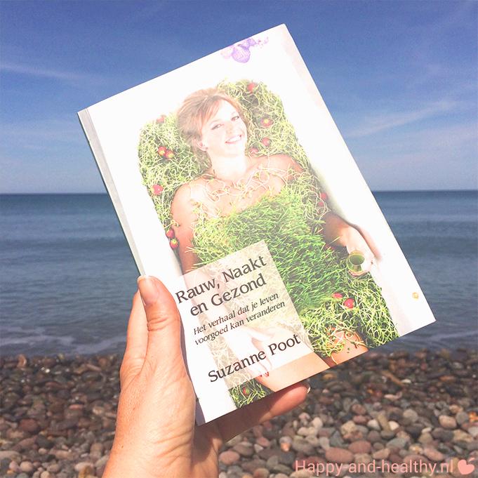 Boekreview Rauw, Naakt en Gezond - Suzanne Poot