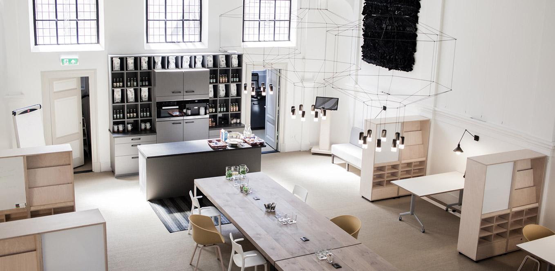 Locatie Boeklancering Natuurlijk samen koken, Inspiratiehuis, gouda