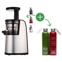 Slowjuicer Hurom HG Second – Review (incl. Video's)