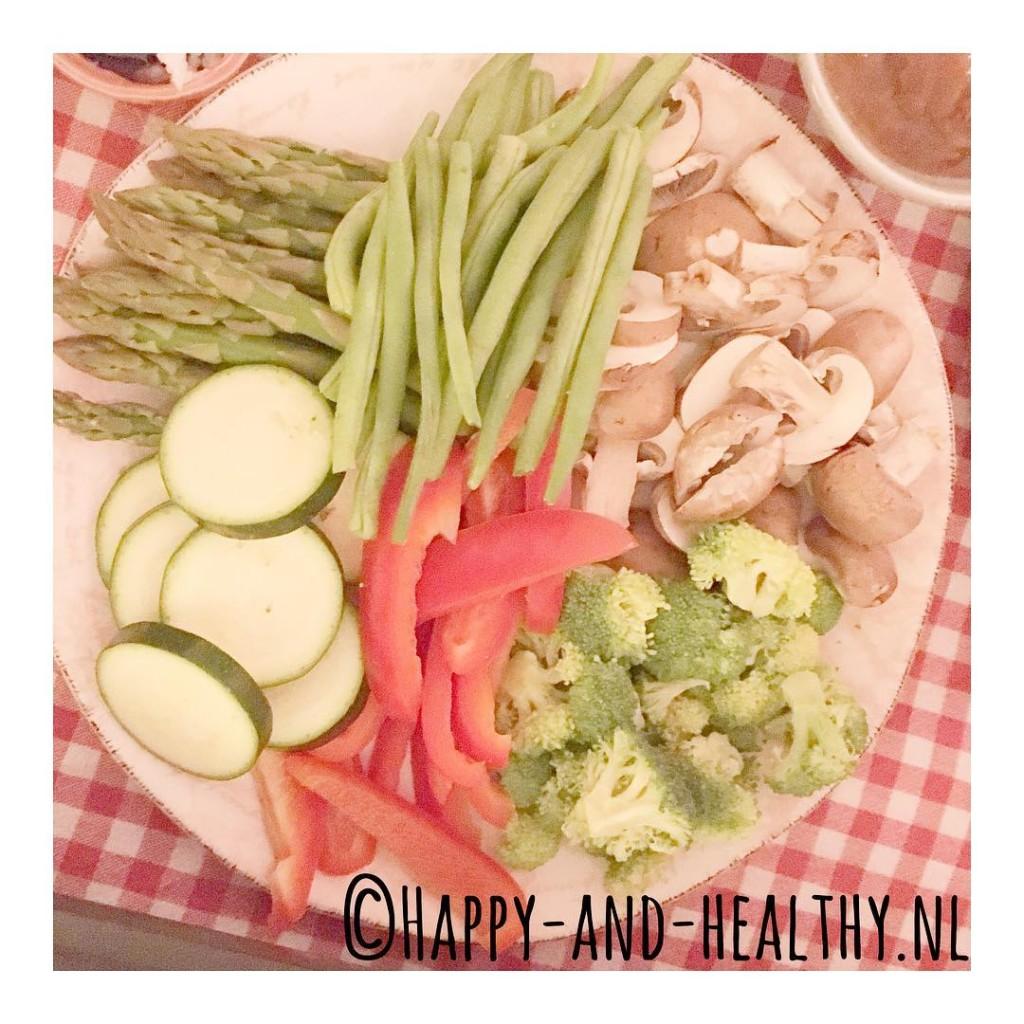 Gourmetten? Dont forget your veggies! Of je nu een vleeseterhellip